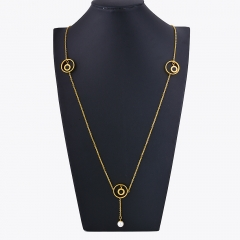 Stainless Steel Necklace Lenght 90cm