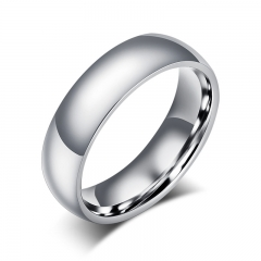 Stainless Steel Ring 7mm