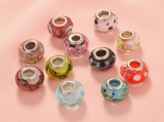 5pc Stainless Steel Bead For Jewelry