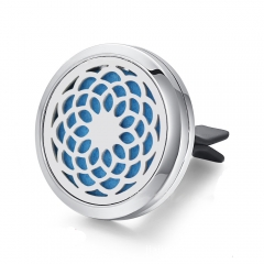 Stainless steel Car Perfume Diffuser