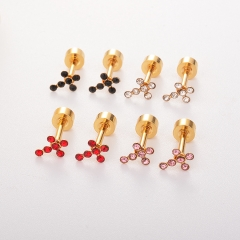 Stainless Steel Earing 4pc ES-1803