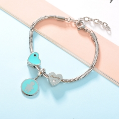 Stainless Steel Bracelet PBS-0030