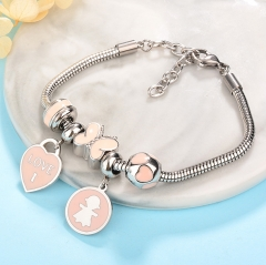 Stainless Steel Bracelet PBS-0037