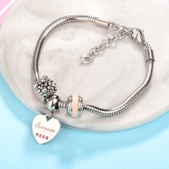 Stainless Steel Bracelet PBS-0033