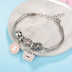 Stainless Steel Bracelet PBS-0031